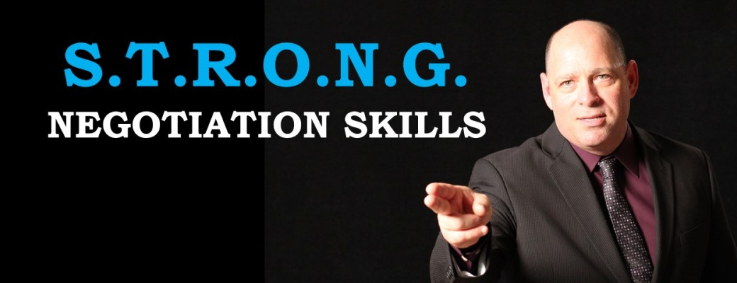 S.T.R.O.N.G. Negotiation Skills